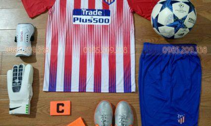 Tổng hợp những mẫu áo Atletico đẹp nhất 2020