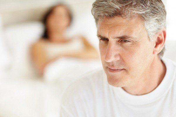 Mãn dục nam là gì? Triệu chứng và cách điều trị