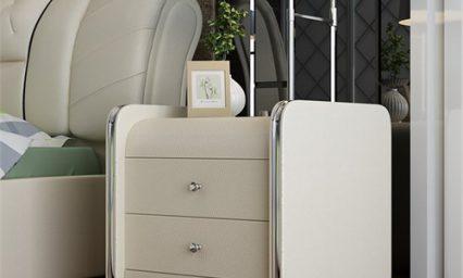 Những nguyên tắc cơ bản để sắp xếp tủ để đầu giường