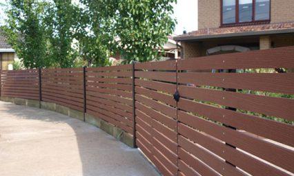 Hàng rào ngoài trời, sản phẩm được ưa chuộng cho các công trình ngoại thất ở Việt Nam
